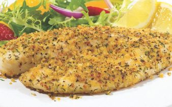 Lemon Seasoned Fish