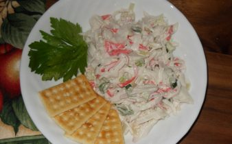 Shrimp/Crab Salad