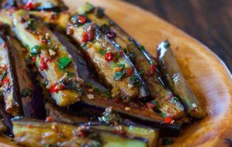 spicy eggplant