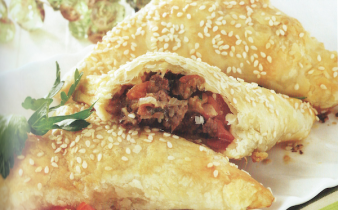 Moroccon Meat Turnovers
