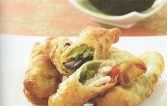 Remove term: Avocado or Chicken Egg Rolls Avocado or Chicken Egg Rolls