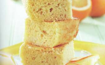 Orange Cornmeal Bread