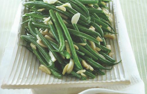 Garlic Horicots Verts Omondine